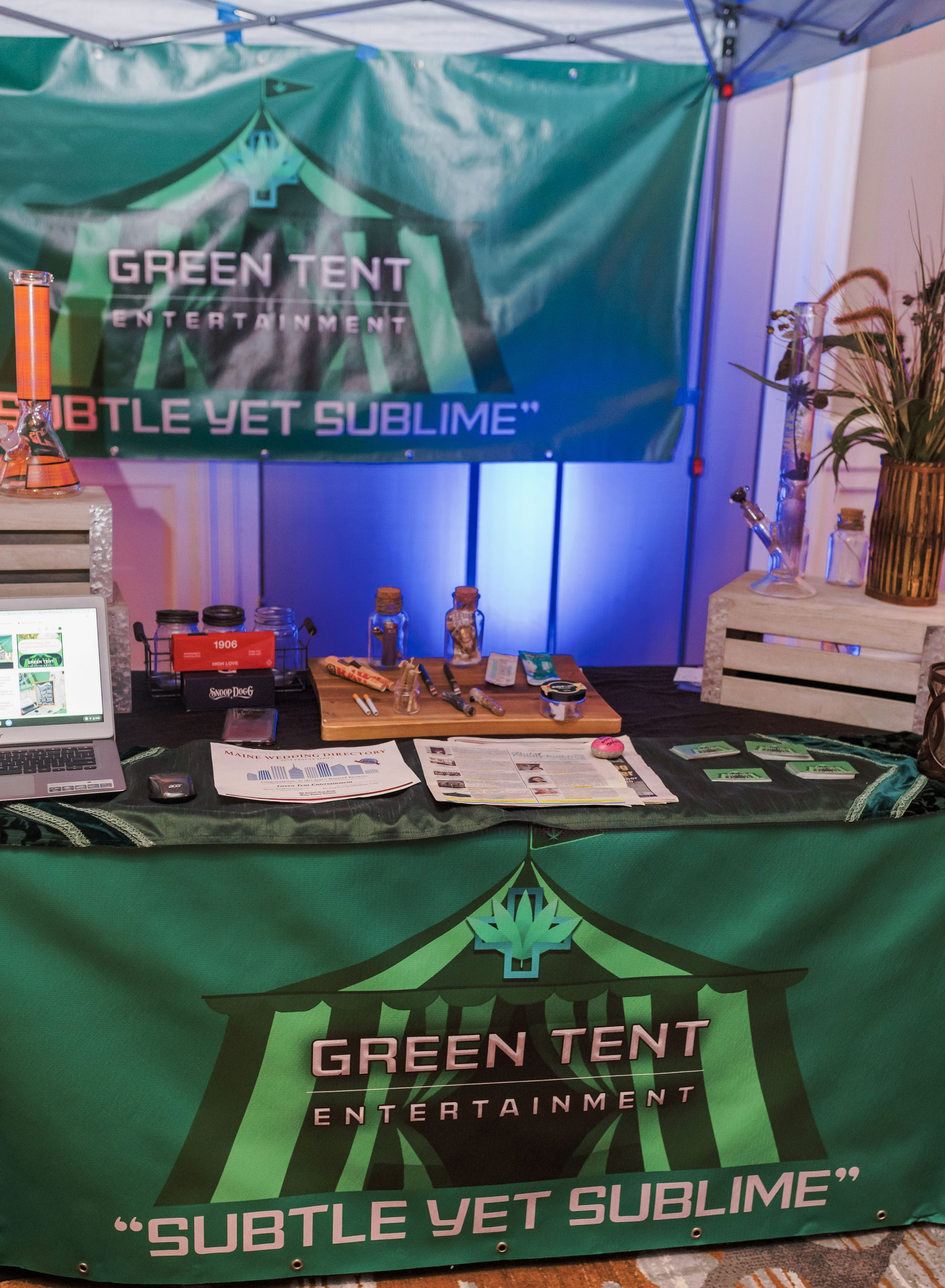 Cannabis Event Business