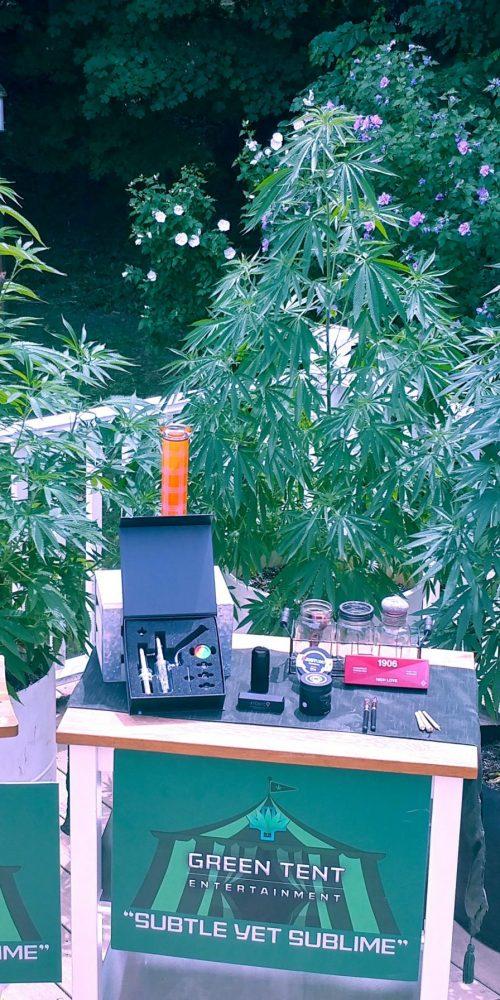 Green Tent Cannabis Supplies