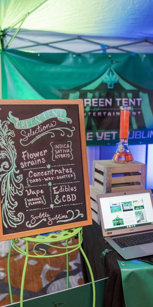 Cannabis Event Planning