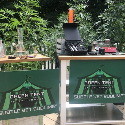 Marijuana Event Planning